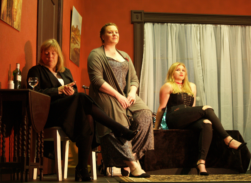 The Regina Monologues - Katherine, Cathy, Annie